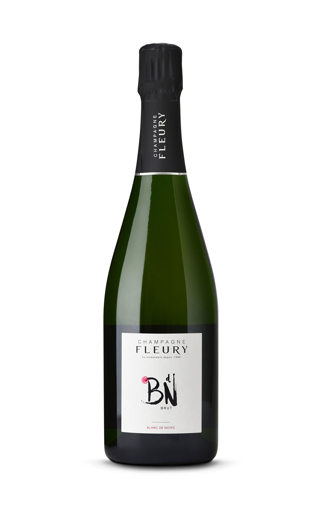 Photo bouteille champagne