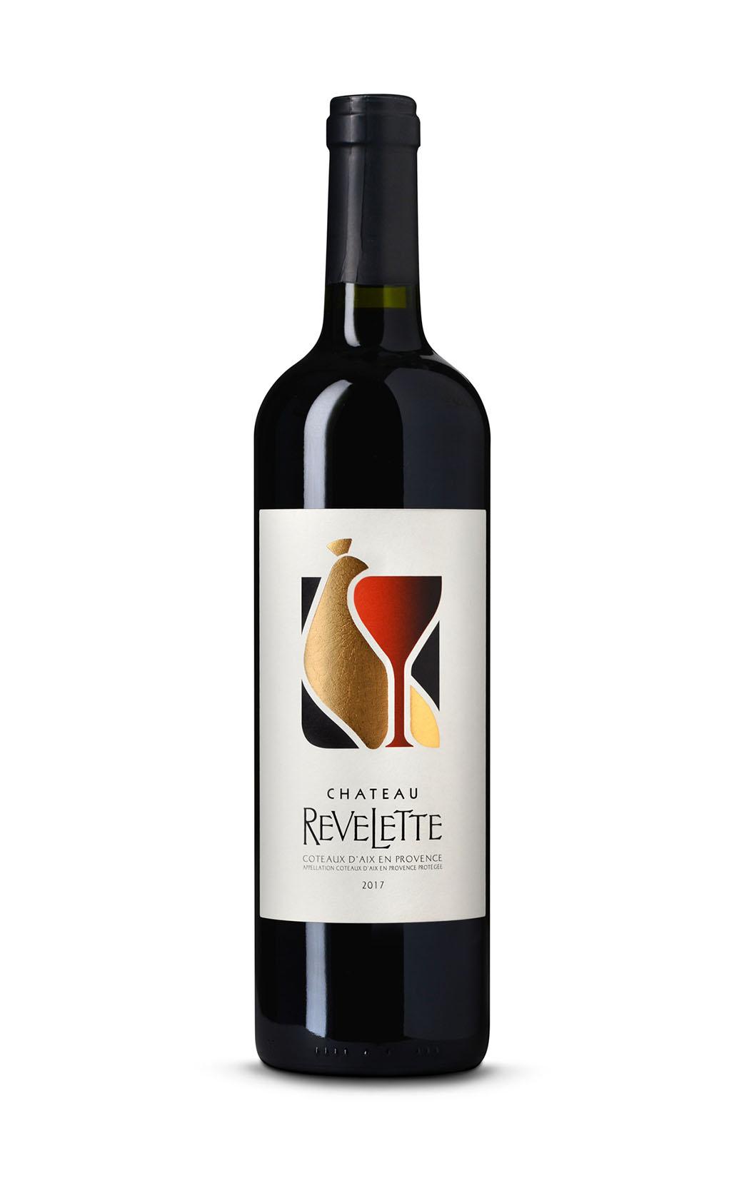 Vin rouge bordeux